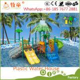 Plastikwasser-Plättchen-Wasser-Haus für Swimmingpool (MT/WP/WSL1)