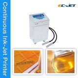 満期日の印刷の薬剤の包装のための連続的なインクジェット・プリンタ(EC-JET910)
