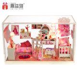 Романтичная деревянная игрушка для подарка девушки