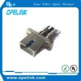 Adaptador óptico SM a una cara de fibra