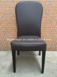 食堂のタイプ家具の快適な革食事の椅子(JY-F86)