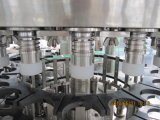 Bottiglia automatica piena di PE/PP/HDPE che risciacqua riempimento di macchina di sigillamento del di alluminio