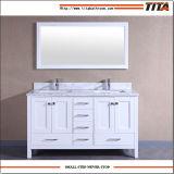 Горячий продавая шкаф T9199-60With72W ванной комнаты твердой древесины 2017