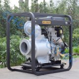 Bomba de agua diesel refrigerada tasada competitiva 13HP fijada (DP150LE)