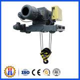 Élévateur électrique portatif de câble métallique de qualité