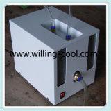Beweglicher abkühlender Kühler für pneumatisches Gerät
