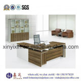 Стол офиса менеджера L-Формы мебели горячего сбывания деревянный (D1618#)