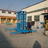 Konkurrenzfähiger Preis-Strichleiter-Aluminium, das hydraulische Luftarbeit-Plattform anhebt