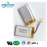 523450 bateria do polímero do lítio de 3.7V 2000mAh