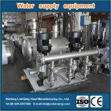 Pas de pression négative (sans aspiration) Équipement automatique d'approvisionnement en eau