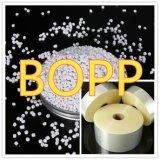 Grado bianco di plastica della pellicola di Masterbatch BOPP