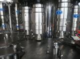 Máquina que capsula de relleno que se lava del agua automática para la botella de consumición