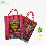 Fornitore promozionale variopinto del sacchetto del regalo (KG-PB070)