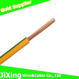 1.5 Sqmm Belüftung-Gebäude-Draht-Kupfer elektrisch/Leistungs-Kabel
