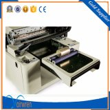 Impresora ULTRAVIOLETA ULTRAVIOLETA de múltiples funciones de la impresora A3 de la botella con talla de la impresión de 33 de x 60 cm