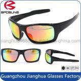 Dos óculos de sol protetores UV cheios novos do frame dos bens do esporte do olho de gato da forma de Guangzhou a melhor qualidade 2017 que dá um ciclo conduzindo Eyewear de funcionamento