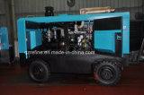 Kaishan Lgcy-15/13A訓練のためのTowableディーゼルねじ空気圧縮機
