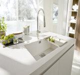 Gabinete de cozinha personalizado MDF modular da laca