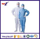 Vestiti antistatici con che non lasci residui per la fabbrica elettronica