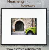 """China Manuacturer 15mm 8X10 """" Frame van de Desktop van de Sublimatie Houten Leeg"""