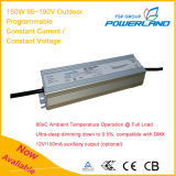 150W 95~190V im Freien programmierbarer konstanter aktueller/konstanter Fahrer der Spannungs-LED