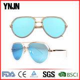 Venda quente Revo de China que reveste as mulheres dos óculos de sol da forma elevada (YJ-12677)