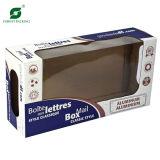 cajas de embalaje de papel con ventana