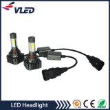 V8s 40W 옥수수 속 자동 LED 헤드라이트 전구 H4 H7 9006 LED 헤드라이트