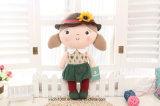 Кукла плюша младенца игрушки детей с платьем