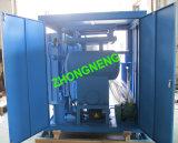 Machine de filtrage de plein pétrole inclus de transformateur, machine rentable de purification de pétrole de transformateur