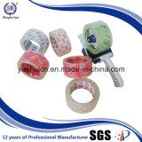 Bande en cristal adhésive de la qualité acrylique BOPP d'enduit