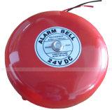 '' alarma eléctrica del fuego 6 (de 150m m)