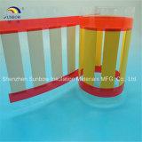 2: 1 Halogen-freie bedruckbare Polyolefin-Wärmeshrink-Markierungs-Hülsen