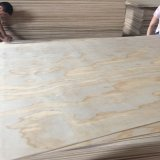 Irradiar el precio de la madera contrachapada de la cara del pino para los muebles