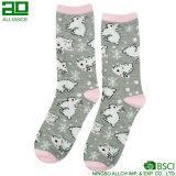 Cosy носки платья женщин зимы кролика снежка