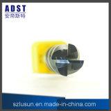 Режущие инструменты торцевой фрезы карбида филируя резца CNC твердые
