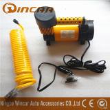 Minireifen-Luftpumpe des auto-12V mit LED-Licht (W2020)