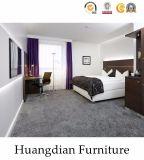 優雅な様式のカスタマイズされたホテルの木の寝室の家具(HD413)