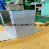 Aluminiumblatt für das Aufbauen von Decaration