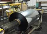 Película laminada Shinning de oro/de la plata de aluminio del papel