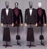 Mannequin masculino do torso da venda quente para o vestido
