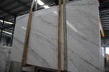 Плитки Volakas дешевого белого мраморный сляба Chinsese белые мраморный