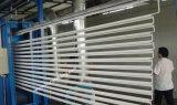 Linha de revestimento / pintura automática para pulverização em pó para perfis de alumínio