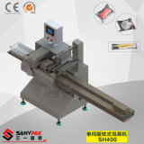 Savon / Livre / Stylo / Ruban / Médicaments Forme régulière Servo Driven Pillow Machine d'emballage