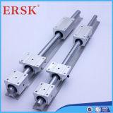 con la serie di movimento lineare SBR TBR dell'acciaio inossidabile del Warrantee di qualità