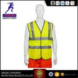 La polizia riflettente di sicurezza di nuova alta visibilità allaccia la maglia En20471
