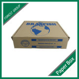 ロゴの印刷を用いるカスタムペーパー郵送ボックス
