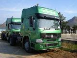 HOWO 4X2 290-420HP Laufwerksart Traktor-Kopf-LKW/Schlussteil-Kopf