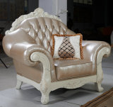 Sofá real da chegada nova, sofá clássico novo, sofá de Rússia (161)