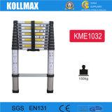 Escala telescópica los 3.2m de aluminio caliente (KME1032)